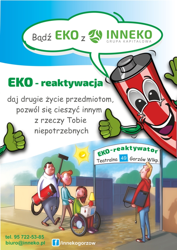 Eko Reaktywator