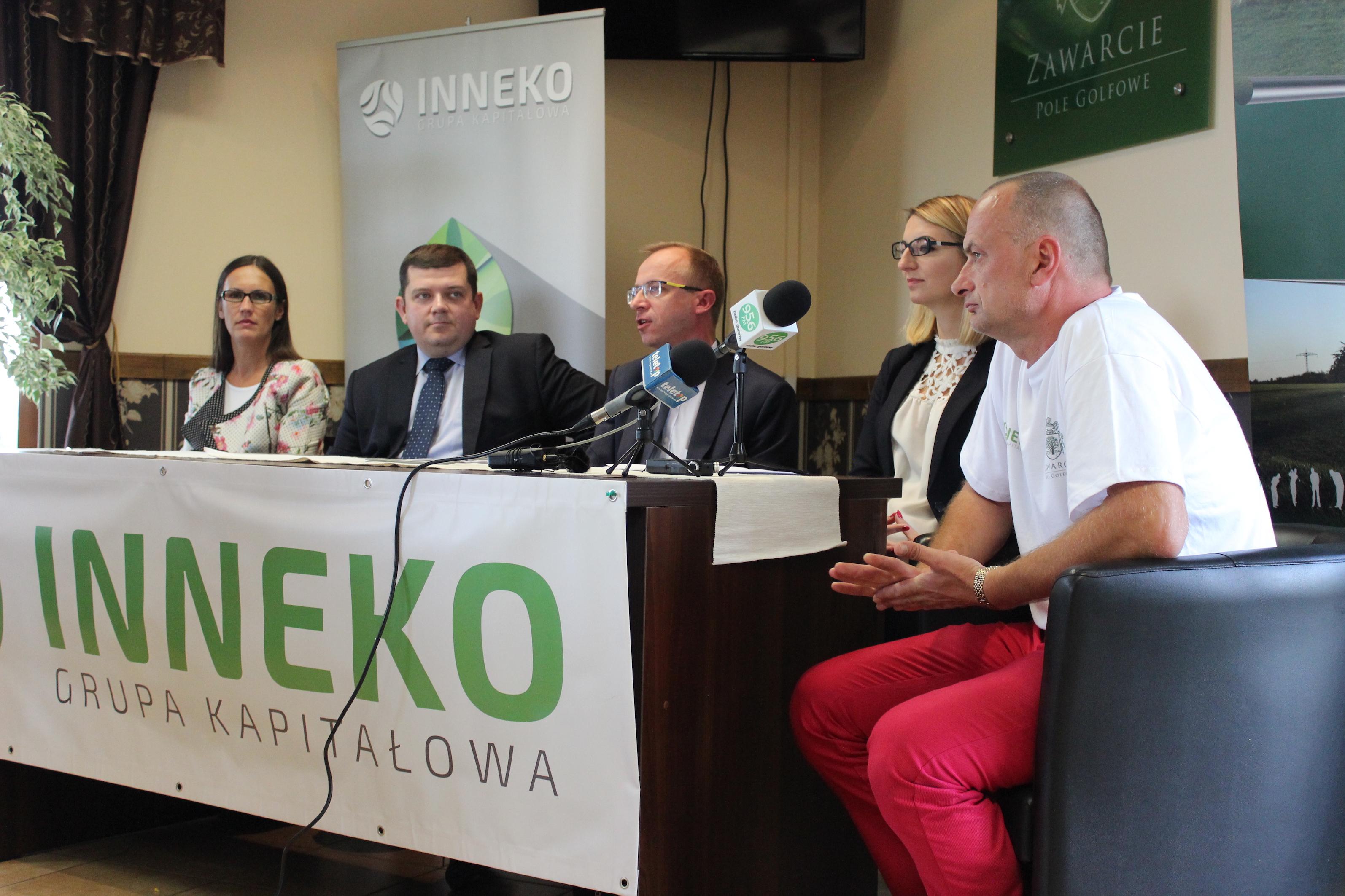 Konferencja Prasowa Inneko