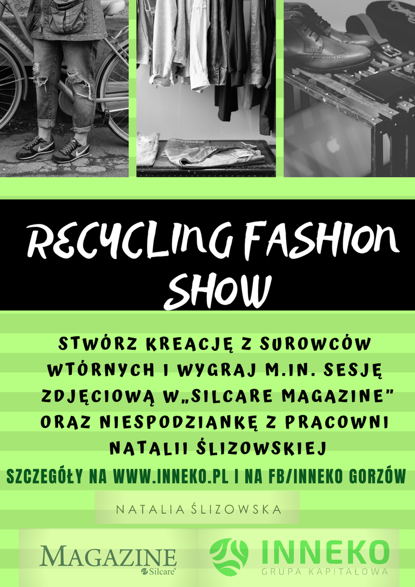 Recycling Fashion Show