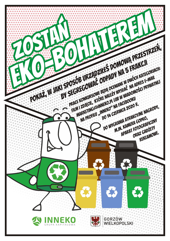 Inneko Bohater Plakat